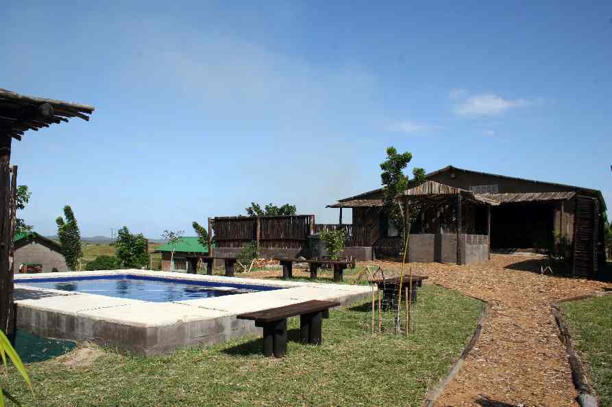 Emoyeni Lodge - Sodwana Bay