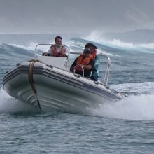 Skippers Training Course March (2)